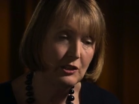 Harriet Harman on Defence Over Paedo Accusations