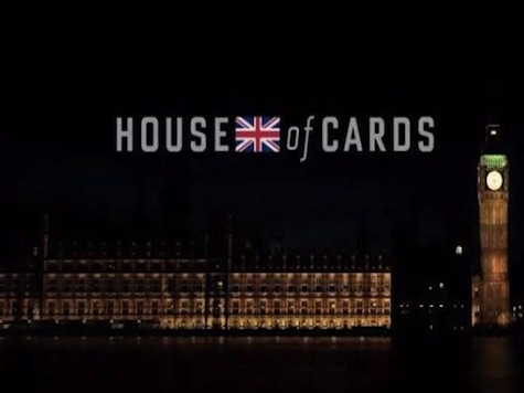 Watch: Westminster's 'House Of Cards' Redux