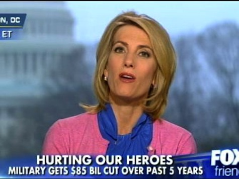 Laura Ingraham: America Is a 'Power in Decline'