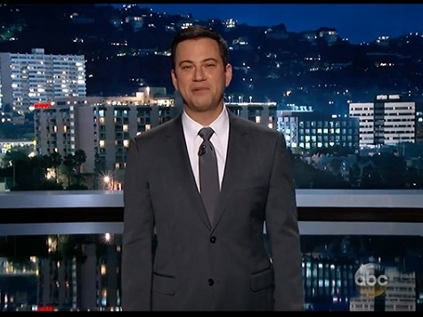 Kimmel on the Obama-Boehner Meeting: 'Those Two Just Need to Do It Already and Get it Over With'