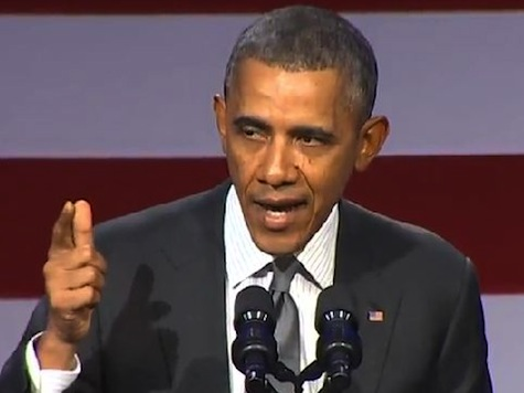 After Mocking GOP, Obama Tells Supporters They Are Doing 'God's Work' Pushing ObamaCare