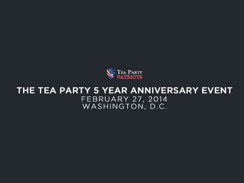 **Live Stream** Jeff Sessions Speaks at Tea Party Patriots 5th Anniversary Event