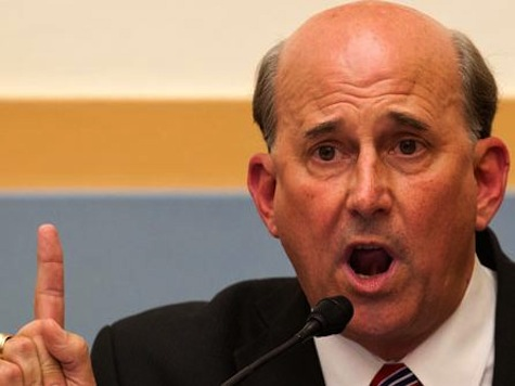 Louie Gohmert: The Tea Party Was the Answer to My Prayers