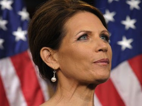 'Let's Not Blow It': Bachmann Tells the Tea Party the Door Is Wide Open for a Generational Shift