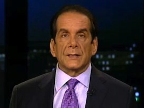 Krauthammer: 'Unwise' to Take Ukraine NATO Military Response 'Off the Table'
