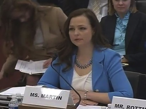 Tea Party Patriot Jenny Beth Martin Testifies on Obama's Attempt to Restrict Political Speech