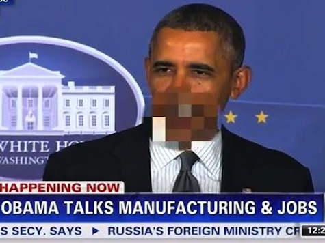 Obama Featured in Kimmel's Unnecessary Censorship