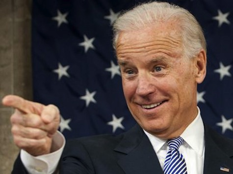 Classic Biden: Vice President Cozies Up to Canadian Woman to Push ObamaCare