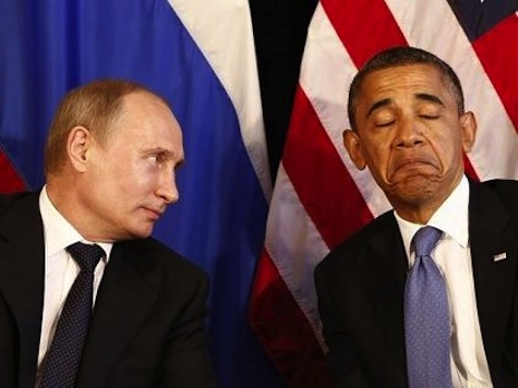 In 90-Minute Phone Call, Obama Expresses 'His Deep Concern' over Violation of Ukrainian Sovereignty