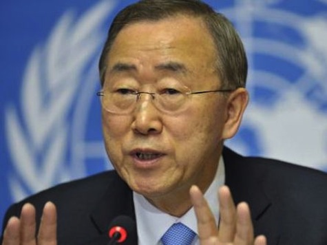 UN Secretary General Accuses Israel of 'Attacking Sleeping Children'