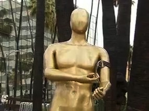 Heroin Shooting Oscar Statue Highlights Hollywood Dirty Drug Secret