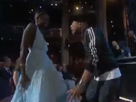 Pharrell's Phenomenal 'Happy' 2014 Oscars Performance (Video)