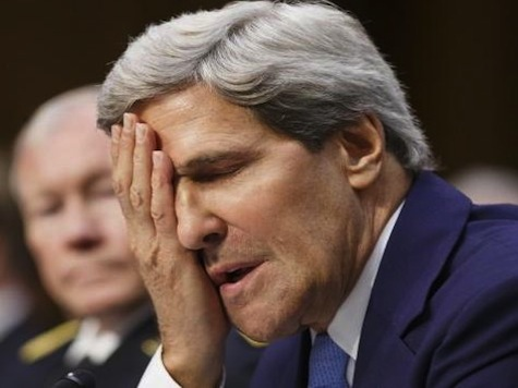 Tough Talking John Kerry Now Fighting Russia 'Romney Rocky IV' Style