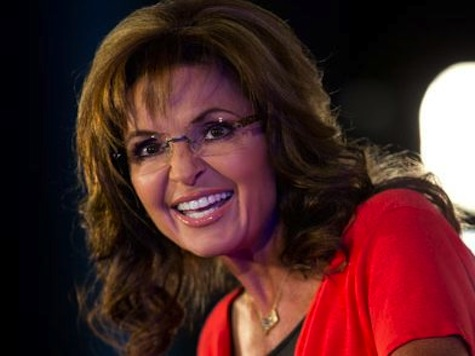 Sarah Palin: Obama is Seen as a Man 'Who Wears Mom Jeans and Equivocates And Bloviates'