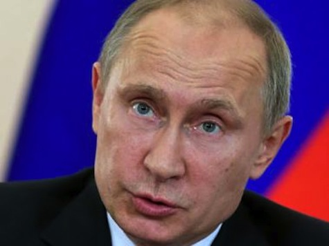 Putin Mocks the 'Chosen Ones' West in Defiant Speech Supporting Crimean Annexation