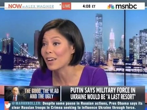 MSNBC's Alex Wagner: Obama Hasn't Articulated a Foreign Policy Because His Heart's Never Been in It