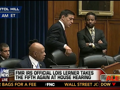 Cummings Explodes in House Oversight Hearing in Which Former IRS Official Lois Lerner Pleads the Fifth