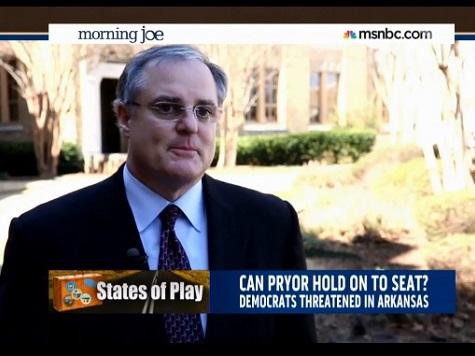 Dem Sen. Mark Pryor: Military Service Gives Opponent Tom Cotton a 'Sense of Entitlement'