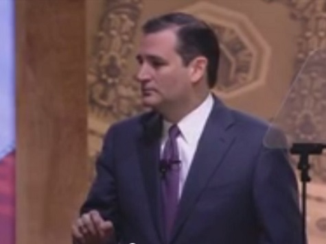 Ted Cruz Opens Up CPAC 2014