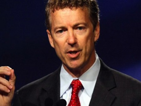 Watch: Mastercut of Rand Paul's Filibuster on the One-Year Anniversary