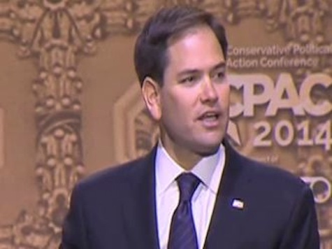 Rubio: 'We Are on the Verge of a New American Century'