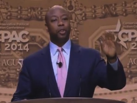 Tim Scott to CPAC: 'When Parents Have a Choice Kids Have a Chance'