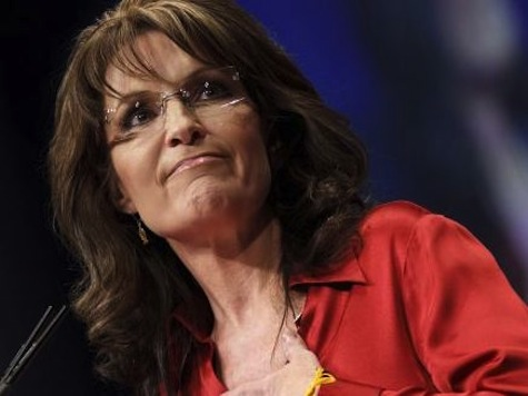 Palin on Possible 2016 Presidential Run: 'I'll Never Say Never'