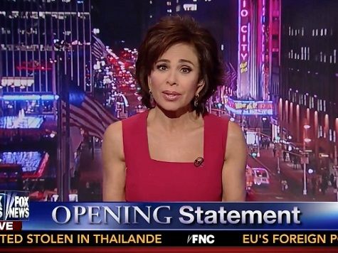 Pirro Castigates Obama for Foreign Policy, Pushes Back Against Newt's Call for Less Criticism of Democrats