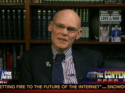 James Carville Predicts 2016 GOP Presidential Contest to Come Down Between Perry and Cruz