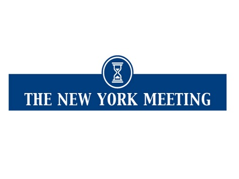 Watch: The New York Meeting, Broadcast Live