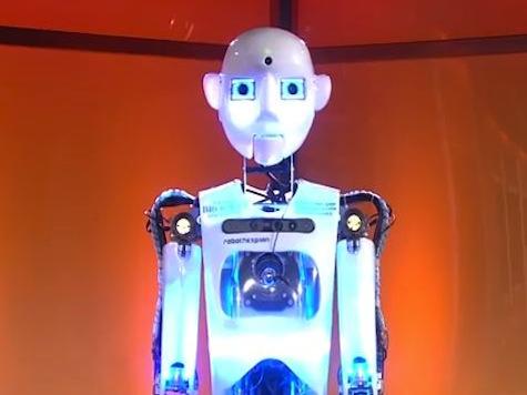 Schools Using Robots to Help Autistic Children