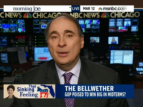 Axelrod: FL13 Outcome Shows Need to 'Get Base Voters, Young People, Minorities' Out to Vote