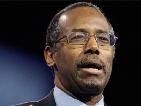 Exclusive – Dr. Ben Carson: Our Government Is Like 'Nazi Germany'