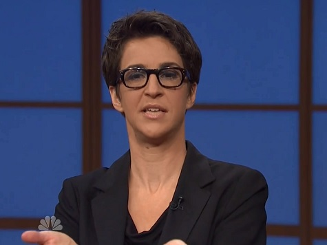 Rachel Maddow: 'I've Spent My Entire Life Trying to Annoy Dick Cheney Enough into Talking to Me'