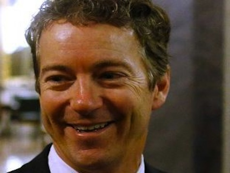 Rand Paul on Ted Cruz: It's Not 'Appropriate to Try to Mischaracterize My Views'