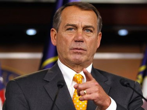 Boehner: We Had A Big Win Last Night