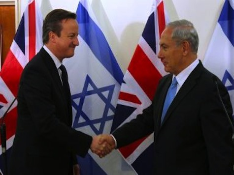 Netanyahu Warns British PM Cameron: Missiles Are Going to Rain Down on London Next