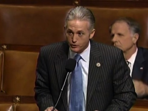 'We Make Law': Trey Gowdy's Floor Speech Gets Standing Ovation