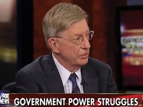 George Will: Obama's Executive Branch Overreach Is Fault of Weak Congress