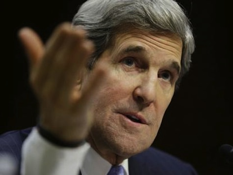 Kerry Goes Out of His Way to Show Putin It's 'Nothing Personal,' Not a 'Threat'