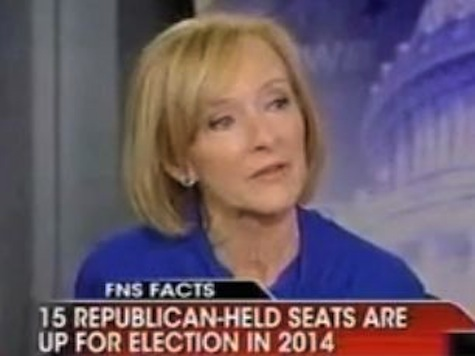 PBS's Judy Woodruff: Democrats Deeply Worried About Turnout After Florida Election