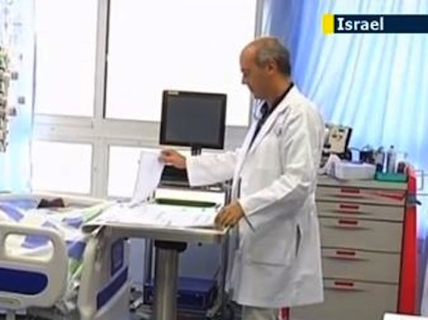 Israeli Doctor Says Syrian Children Being Deliberately Paralyzed by Snipers