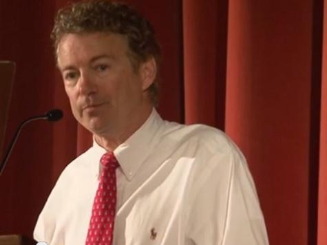 Watch: Rand Paul's Entire Speech at UC Berkeley