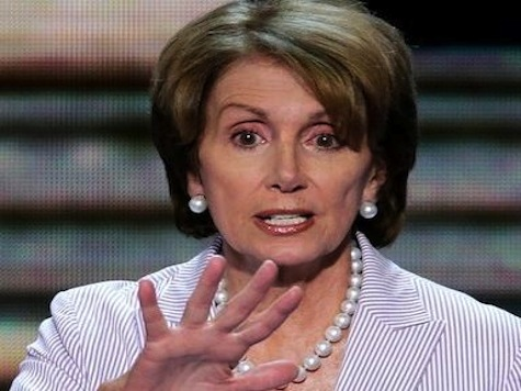 Pelosi Proclaims Obama the Most 'Nonpartisan' President She Has Ever Worked With