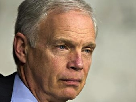 Ron Johnson Is Disappointed Russia Didn't Put Him on the Sanctioned US Officials List