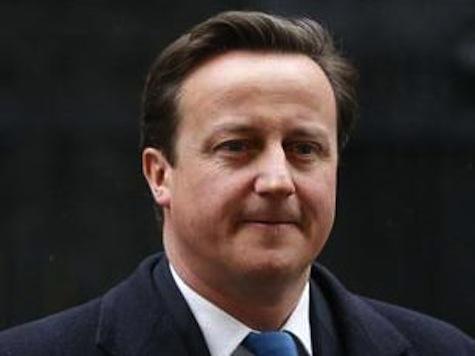 British PM Blasts Russia's 'Illegal' Kalashnikov Referendum