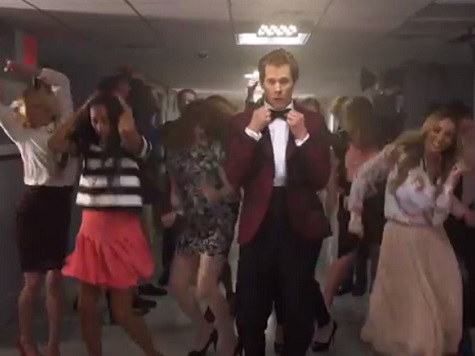 Watch: Kevin Bacon Makes 'Footloose' Entrance on 'The Tonight Show'
