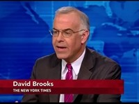 David Brooks: Obama 'Doing a Good Job' on Ukraine But May 'Have to Do Something a Little Crazy'
