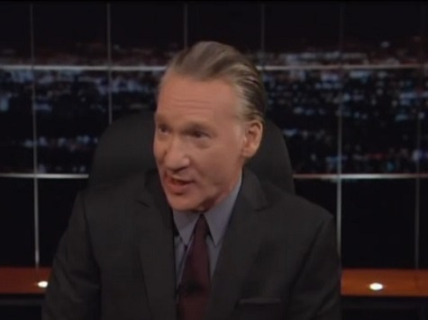 Bill Maher to Dem Rep: 'Why Doesn't Your Party Come Out Against the Second Amendment?'