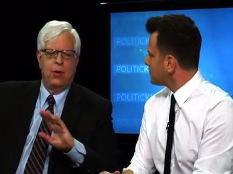 Dennis Prager Overcome with Joy as Liberal Admits Obama Weakened America's Global Standing